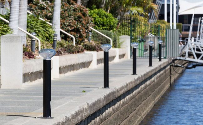 Solar Bollard Lighting wins at International Good Design Awards