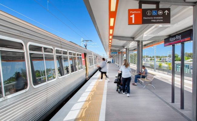 Redcliffe business benefits through Queensland Government's investment in Cross River Rail