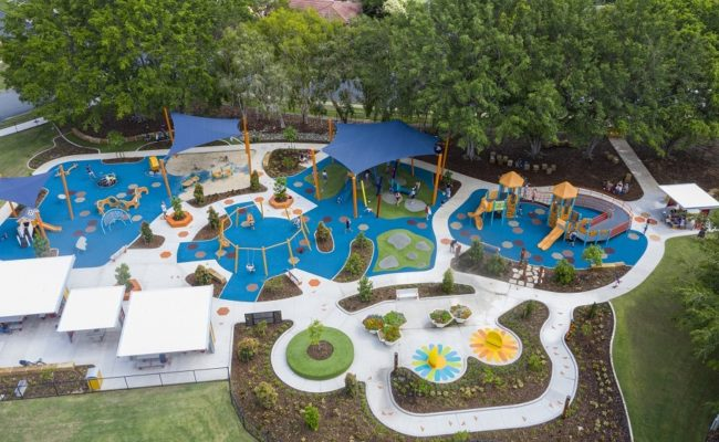 Arana Hills playground recognised as one of Australia's best