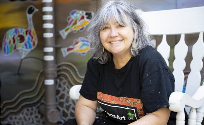 Celebrating Indigenous Business Month - Wendy Rix