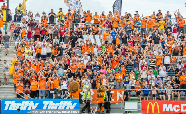 Brisbane Roar home season brings opportunities for local businesses