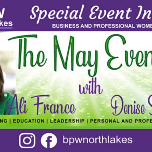 BPW North Lakes Networking Event - May