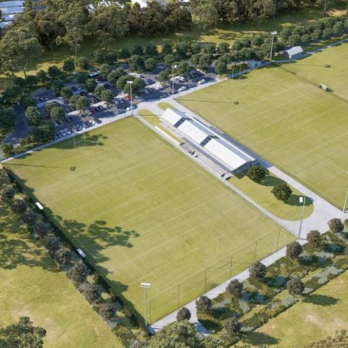 Griffin Sports Complex to open in 2022