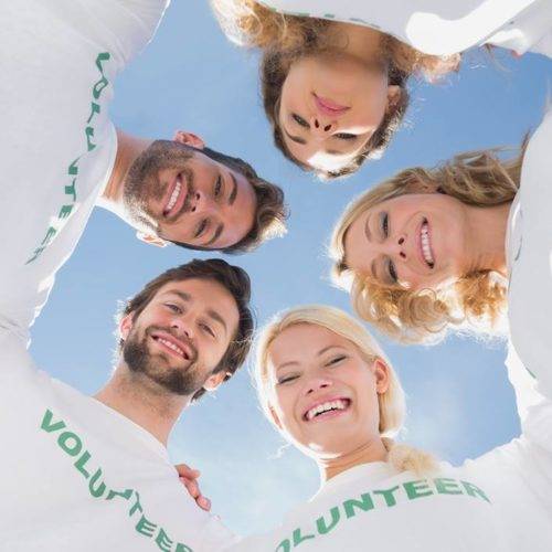 The kindness amid the chaos: National Volunteer Week