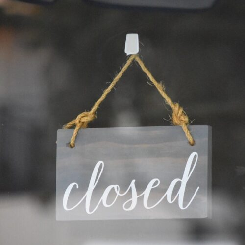 Closing your small business [webinar]