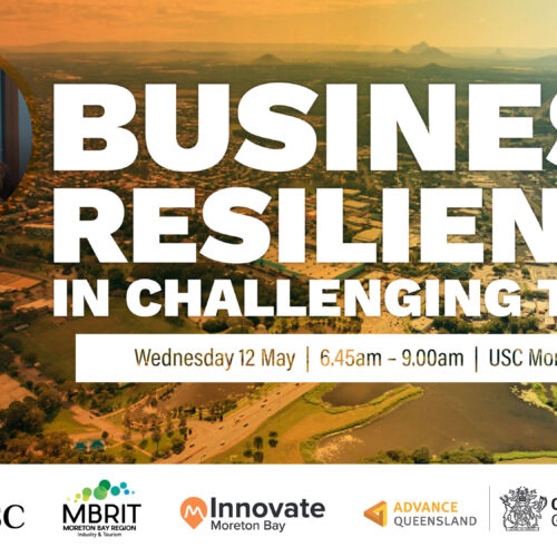 Business Resilience in Challenging Times Networking Breakfast