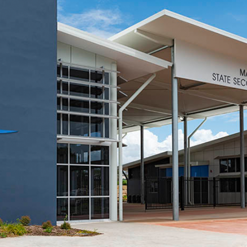 Mango Hill State Secondary College officially opened