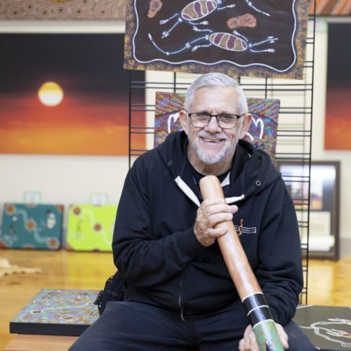 Celebrate Indigenous Business Month - Dreamtime Kullilla Art